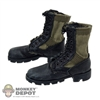Boots: Soldier Story OD Panama Jungle Combat Boots