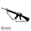 Rifle: Soldier Story M16A2 Assault Rifle