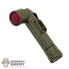 Flashlight: Soldier Story US Angled Head