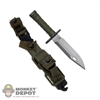 Knife: Soldier Story M9 Bayonet w/Scabbard