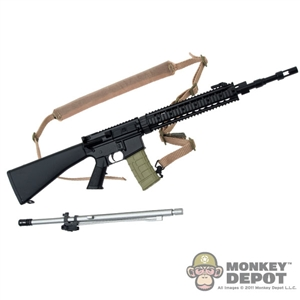 Rifle: Soldier Story MK12 MOD Special Purpose Rifle