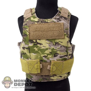 Vest: Soldier Story Low Vis Body Armor Multicam