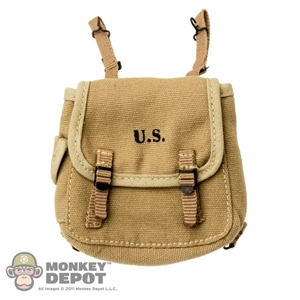Pack: Soldier Story US WWII M1936 Musette