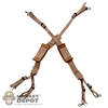 Harness: Soldier Story US WWII M1936 Suspenders w/Pads