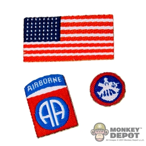 Insignia: Soldier Story US WWII 82nd Airborne