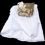 Pack: Soldier Story US WWII Parachute w/Canopy + Reserve