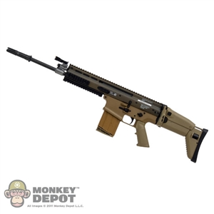Rifle: Soldier Story MK17 SCAR-H