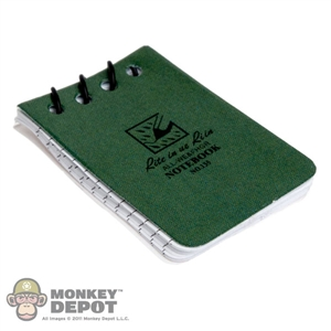 Tool: Soldier Story Notepad
