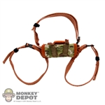 Belt: Soldier Story Harness w/Pouch