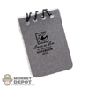 Tool: Soldier Story Grey Rite In The Rain Notepad