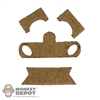 Tool: Soldier Story Helmet Velcro Sections