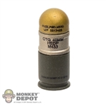 Ammo: Soldier Story CTG 40MM HEDP M433 Grenade