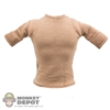 Shirt: Soldier Story Tan Short Sleeve Shirt