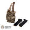 Pouch: Soldier Story Pistol Mag Double MOLLE (Two Mags Included)