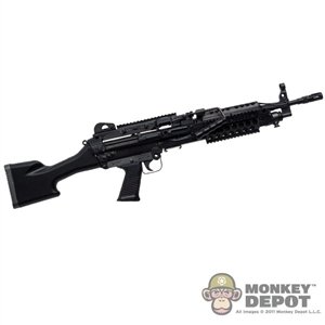 Rifle: Soldier Story MK46 MOD1 Machine Gun (Metal & Plastic)