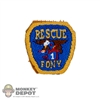 Insignia: Soldier Story NYFD Patch