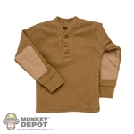 Shirt: Soldier Story British V-Neck Sweater