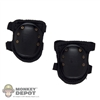 Pads: Soldier Story Hatch Type Knee Pads Black