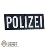 Insignia: Soldier Story POLIZEI Patch