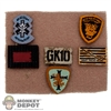 Insignia: Soldier Story Zero Dark Thirty Insignia Set