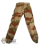 Pants: Soldier Story French Desert Camo Pants (Dirty)