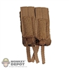 Pouch: Soldier Story MLCS Double 5.56 Magazine Pouch MOLLE