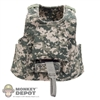 Vest: Soldier Story Air Warrior Flexible Body Armor Vest