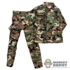 Uniform: Soldier Story Woodland Camo w/Insignia