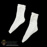 Socks: Soldier Story White Socks