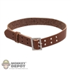 Belt: Soldier Story Brown Army Leather Belt