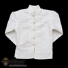Shirt: Soldier Story White Tang Suit Shirt