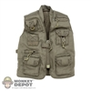 Vest: Soldier Story Green Concealed Carry Vest