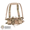 Vest: Soldier Story Disruptive Environments (D3) Chest Rig