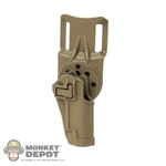 Holster: Soldier Story G-Code RTI Duty Mount Kydex Belt-Slide w/Serpa CQC
