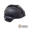 Helmet: Soldier Story MICH2000 w/COT NVM-14 NVG Helmet Mount System