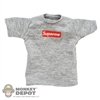 Shirt: Soldier Story Gray T-Shirt