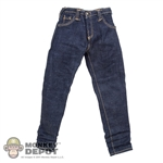 Pants: Soldier Story Blue Jeans