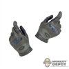 Hands: Soldier Story Molded Tactical Gloved Hands