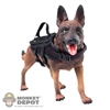 Dog: Soldier Story K9 Dog w/Harness