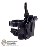 Holster: Soldier Story Drop=Leg Holster w/Retention Hood