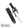 Knife: Soldier Story Bayonet w/Sheath