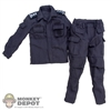 Uniform: Soldier Story Blue SWAT Police Uni