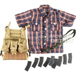 Uniform Set: Play House PMC Gear Set Clothes Set 5