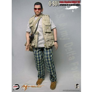 Playhouse D-Boy Battle of Mogadishu PH010