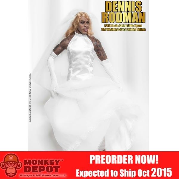storm collectibles dennis rodman the wedding dress sm 1402se