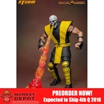 Boxed Figure: Storm Collectibles 1/12 Scorpion (SM-1601)