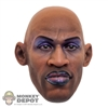 Head: Storm Collectibles Dennis Rodman w/Makeup