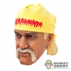 Scarf: Storm Collectibles Yellow Hulkamania Bandana