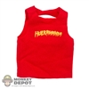 Shirt: Storm Collectibles Red Hulkamania Tank Top