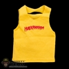 Shirt: Storm Collectibles Yellow Hulkamania Tank Top